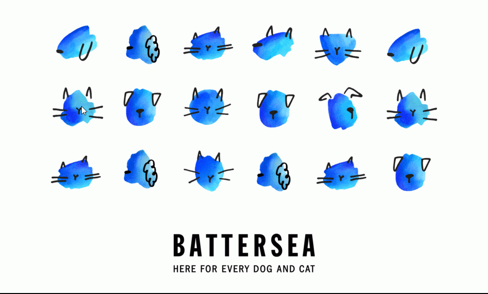 Battersea Dogs and Cats Home is re-branding